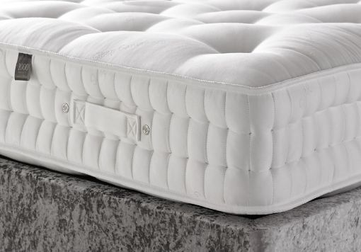 Elite Natural 1000 Pocket Mattress