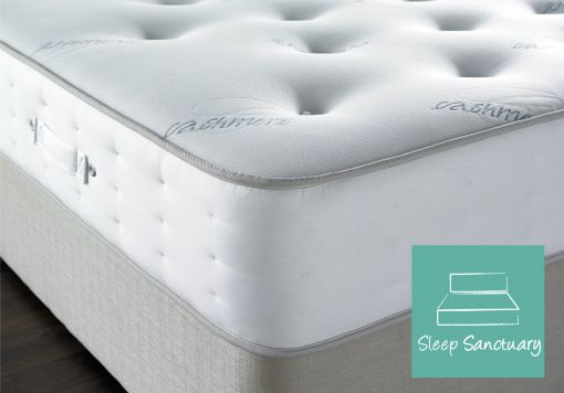 Sleep Sanctuary Cashmere 1500 Pocket Sprung Mattress