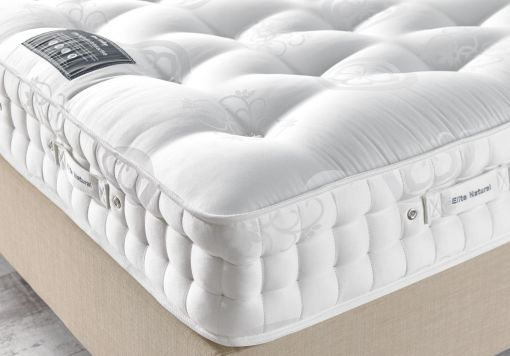 Elite Natural Interactive Pocket Mattress