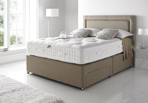 Elite Natural 3500 Divan & Mattress