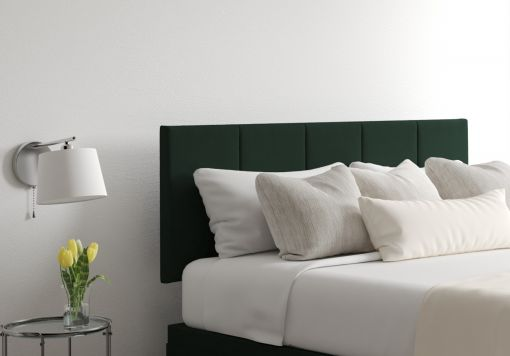 Hannah Gatsby Forest Upholstered Headboard