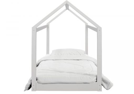 Hickory White House Bed Frame