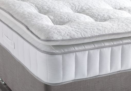 Cloud Pillow Top 2000 Pocket Sprung Mattress