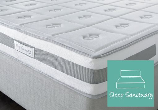 Sleep Sanctuary Memory Pocket Plus 1000 Mattress