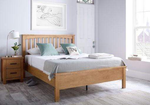 Oakridge Wooden Bed Frame LFE