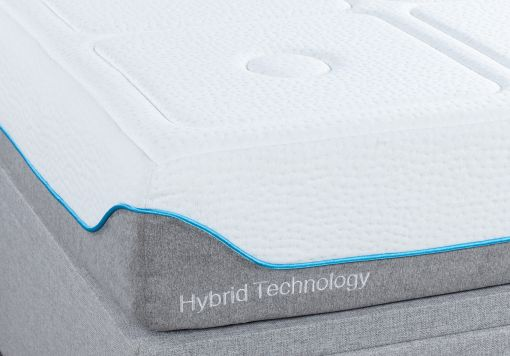 Sleep Sanctuary Ortho 2000 Gel Memory Mattress
