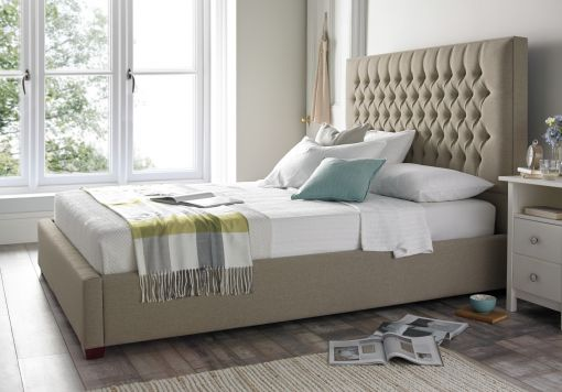 Belgravia Upholstered Bed Frame