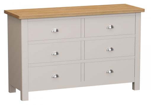 Radstock Truffle Dressing Table