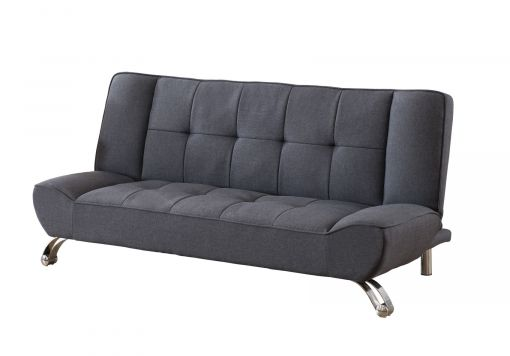 Vogue Grey Sofa Bed