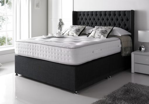 Wordsworth 2000 Divan & Mattress