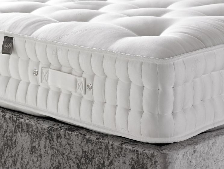 Elite Natural 1000 Divan & Mattress