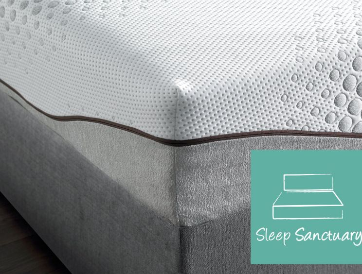Sleep Sanctuary Elite Gel Memory Pocket 3000