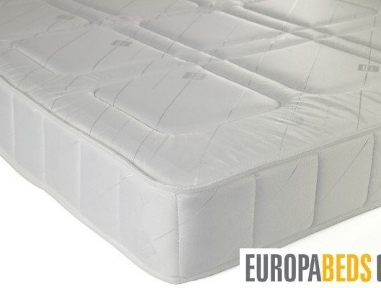 Europa Comfort Guest Slimline Mattress - Compact Single