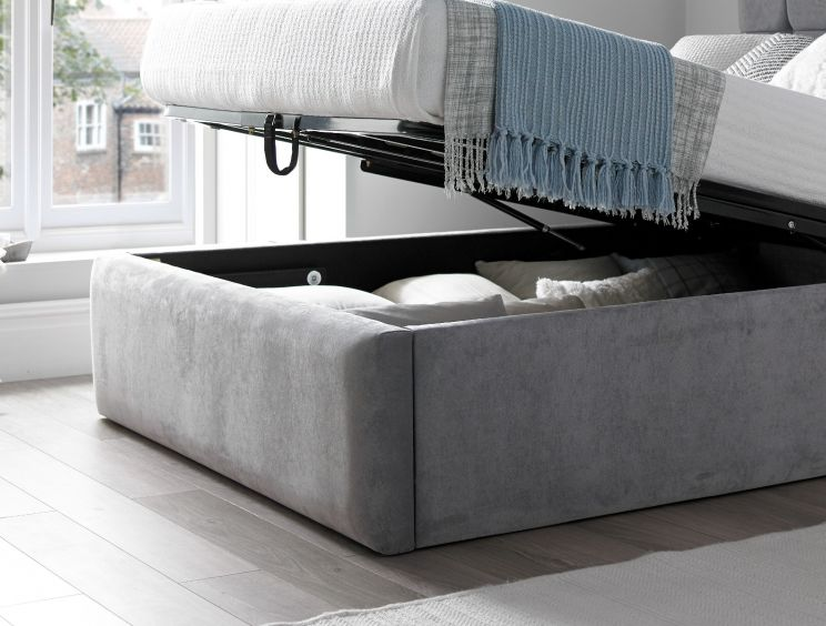 Bromley Upholstered Ottoman Bed Frame