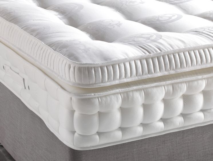Cloud Pillow Top 3500 Pocket Sprung Mattress