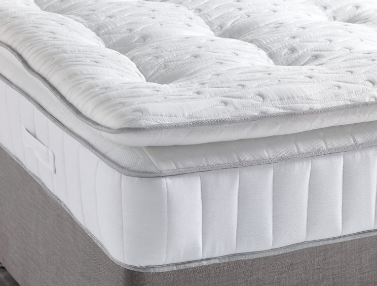 Cloud Pillow Top 1000 Pocket Sprung Mattress