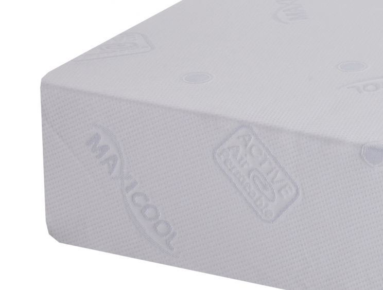 Maxicool Slimline Foam Mattress