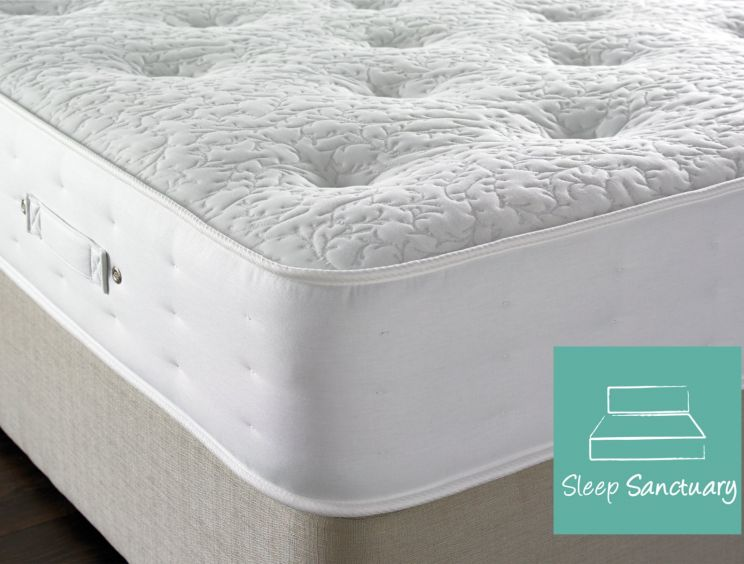 Sleep Sanctuary Monet 1000 Pocket Mattress
