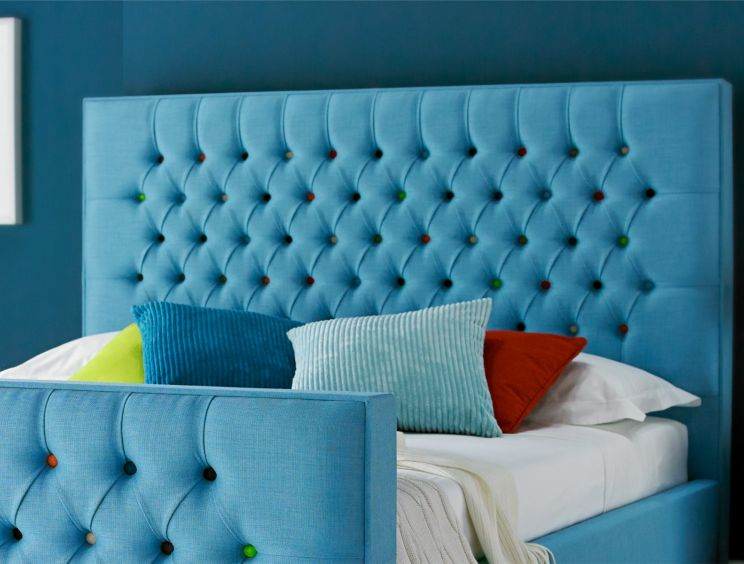 Smartie Upholstered Bed Frame