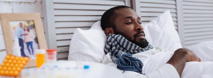 How To Sleep When Ill