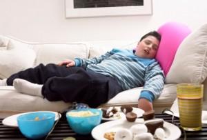 Lose weight to improve sleep!