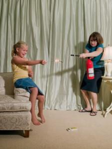 Sleep tips for children this Bonfire Night