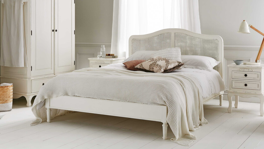 White Antique Beds Antique Style Beds Time4sleep