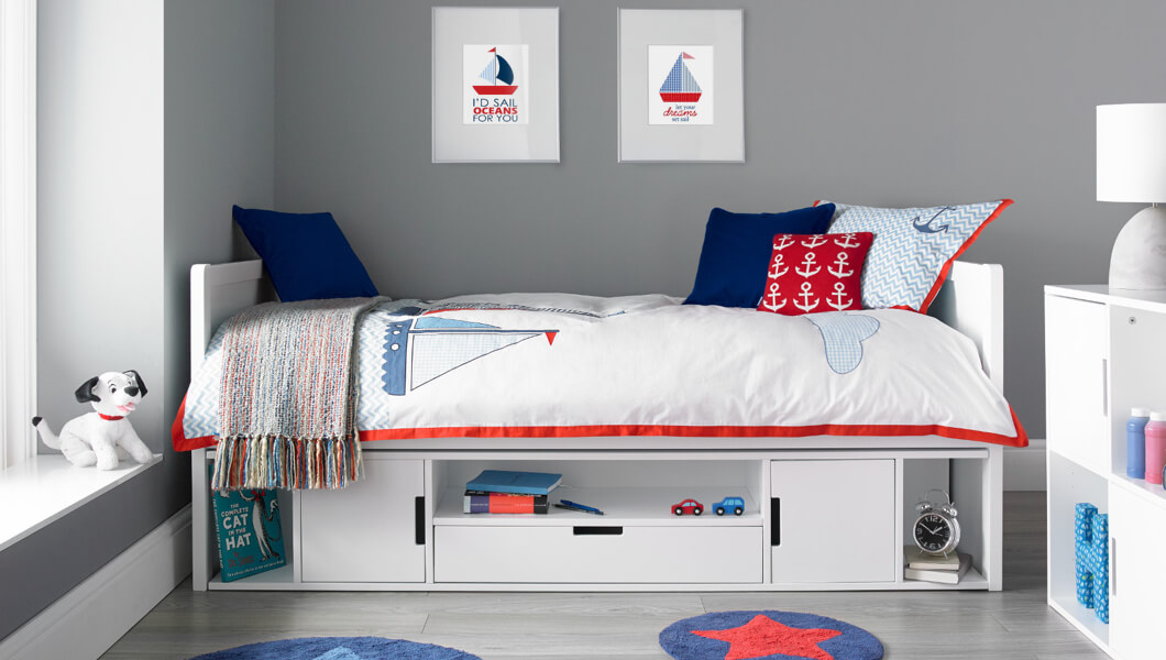 Picture of: Cheap Boys Beds Single Boys Toddler Beds Time4sleep
