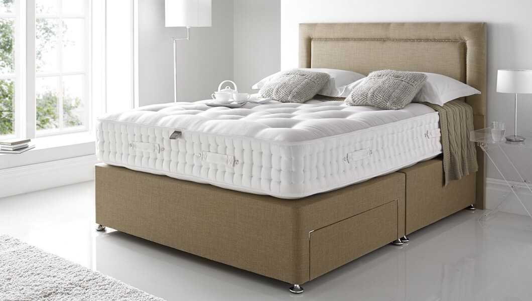 Picture of: Divan Beds Cheap Divan Bed Bases Time4sleep
