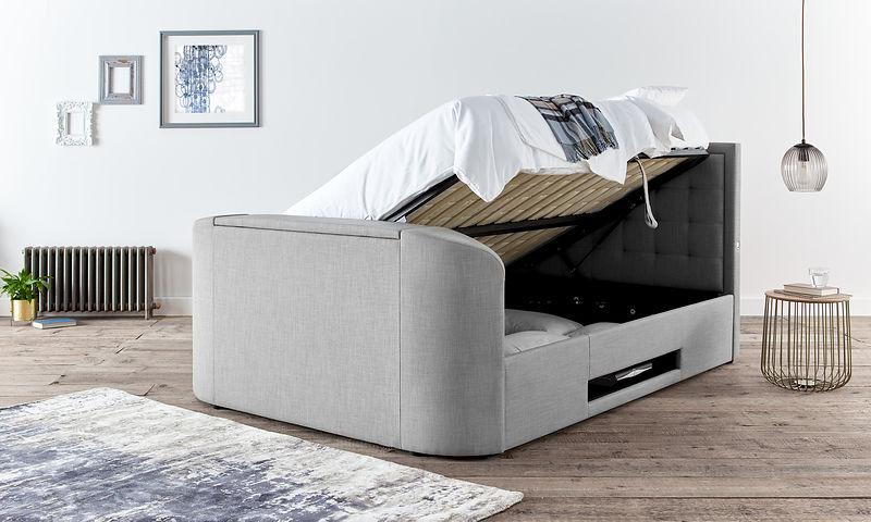 tv storage beds
